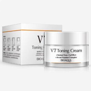 Toning Light cream - Anti-aging treatment - Soins Jeunesse - Paris