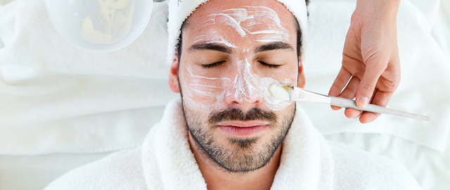 anti-aging skin care for men -Paris
